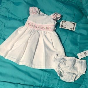 Toddler girls dress NWT